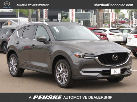 New 2019 Mazda CX-5 Grand Touring FWD