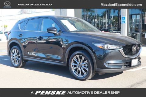 Certified Pre-Owned 2019 Mazda CX-5 Signature AWD