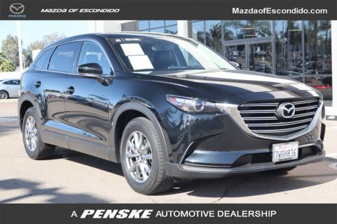 Certified Pre-Owned 2016 Mazda CX-9 FWD 4dr Touring