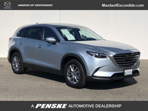 Certified Pre-Owned 2019 Mazda CX-9 TOURING FWD