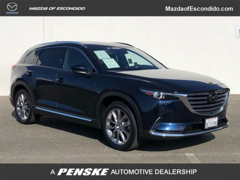 Certified Pre-Owned 2019 Mazda CX-9 Grand Touring AWD